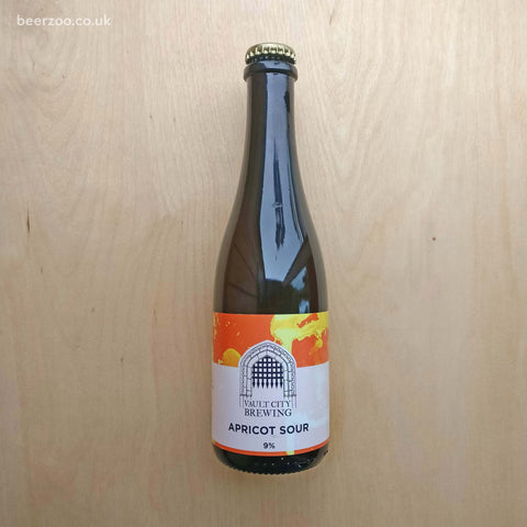 Vault City - Apricot Sour 9% (375ml)