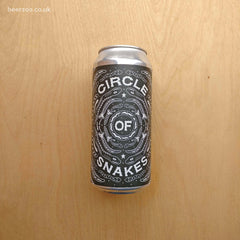 Black Iris - Circle Of Snakes 8% (440ml)