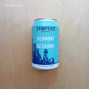 Tempest - Vermont Sessions 4.6% (330ml)