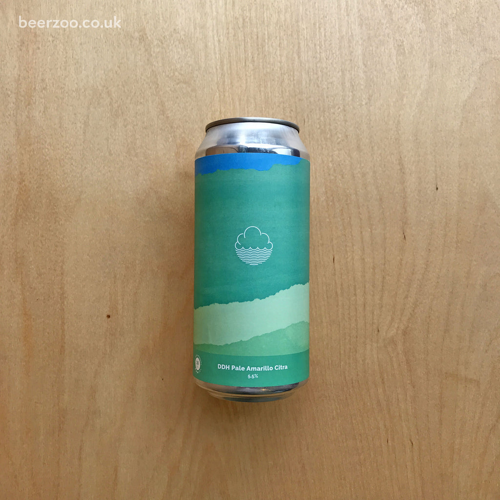 Cloudwater DDH Pale Amarillo Citra 5.5% (440ml)