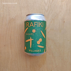 Villages - Rafiki 4.3% (330ml)