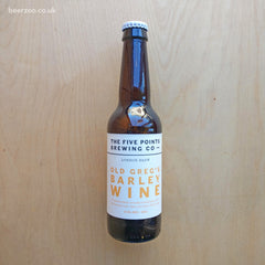 Five Points - Old Greg's Barley Wine 2016 9% (330ml)
