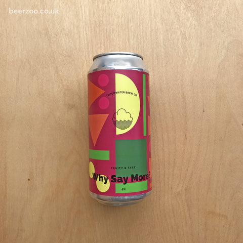 Cloudwater - Why Say More? 6% (440ml)