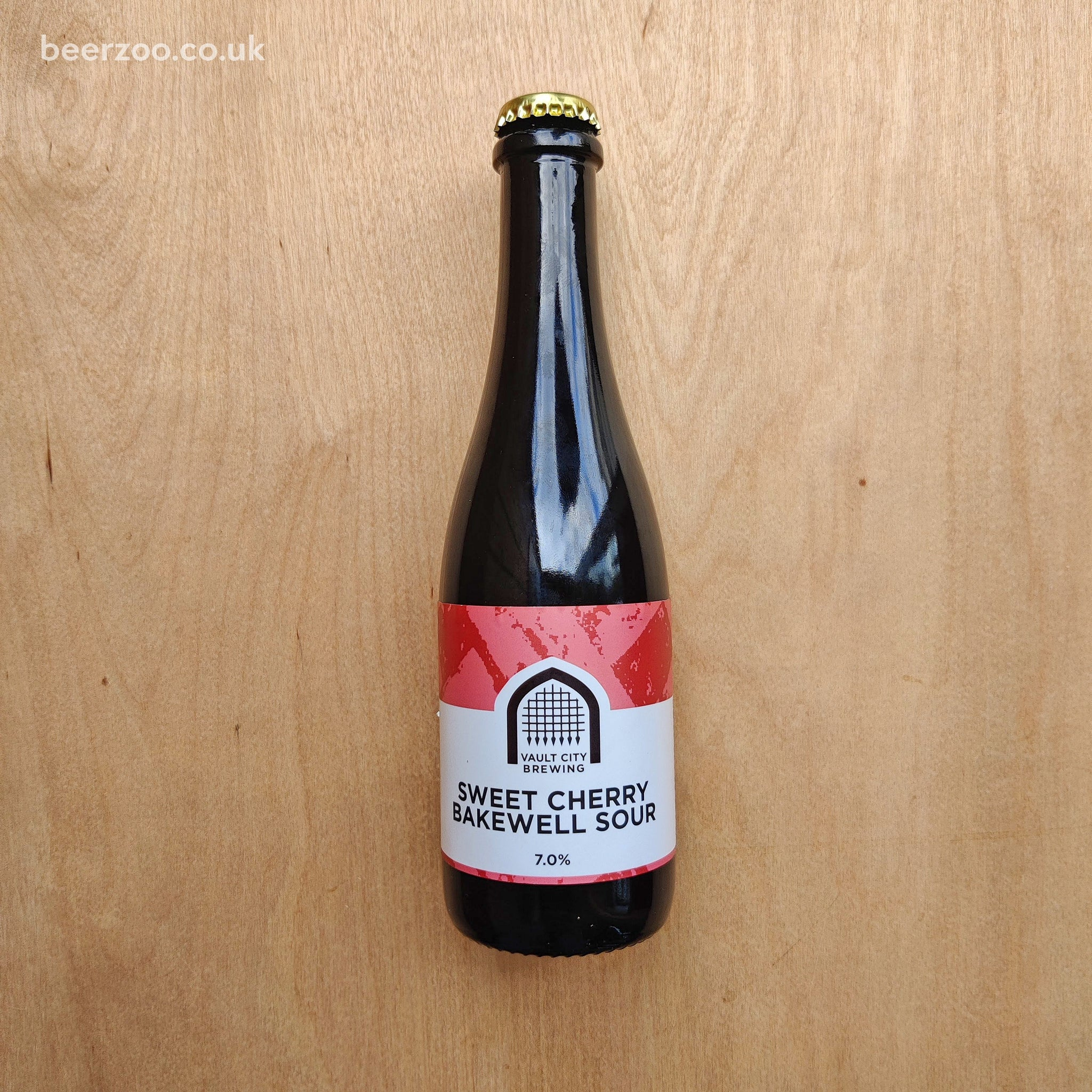 Vault City - Sweet Cherry Bakewell Sour