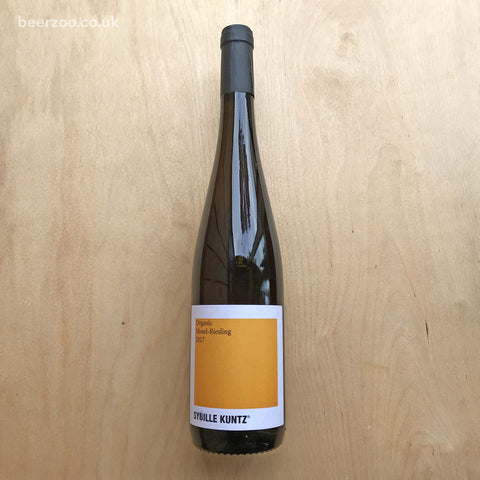 Sybille Kuntz - Organic Orange Riesling Trocken  11% (750ml)