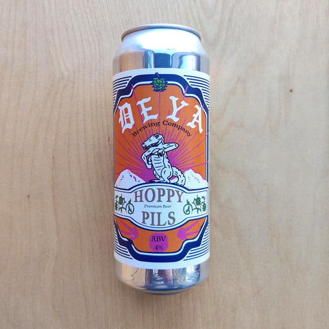 DEYA - Hoppy Pils 4% (500ml)