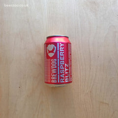 Brewdog - Raspberry Blitz 0.5% (330ml)