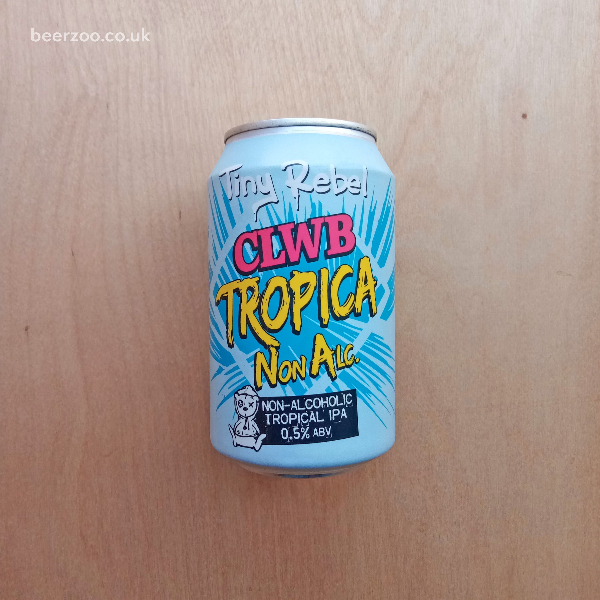 Tiny Rebel - Clwb Tropica Non Alc. 0.5% (330ml)