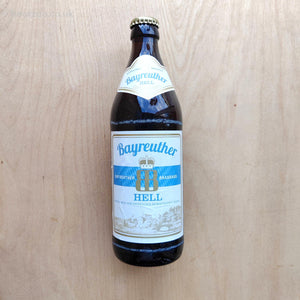 Bayreuther - Hell 4.9% (500ml)