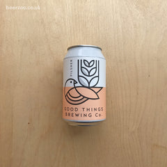 Good Things - Pilsner 5% (330ml)