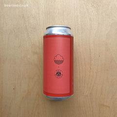 Cloudwater / Dry & Bitter - Mobile Speaker Red 8% (440ml)