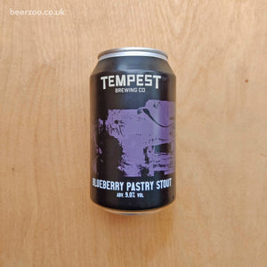 Tempest - Blueberry Pastry Stout 9% (330ml)