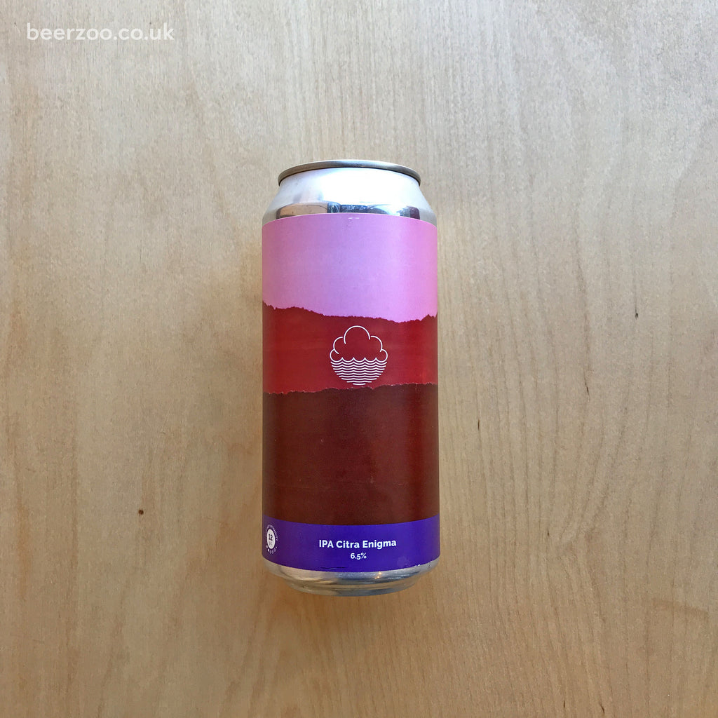 Cloudwater IPA Citra Enigma 6.5% (440ml)