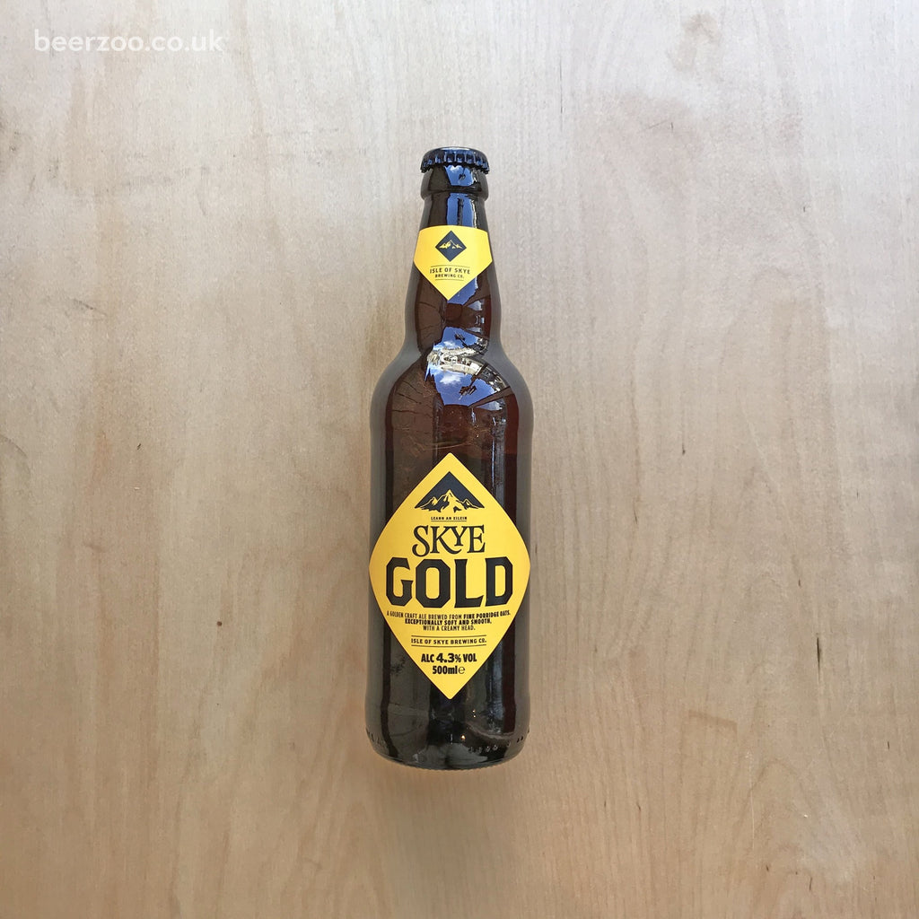 Isle Of Skye Brewing Gold 4.3% (500ml)