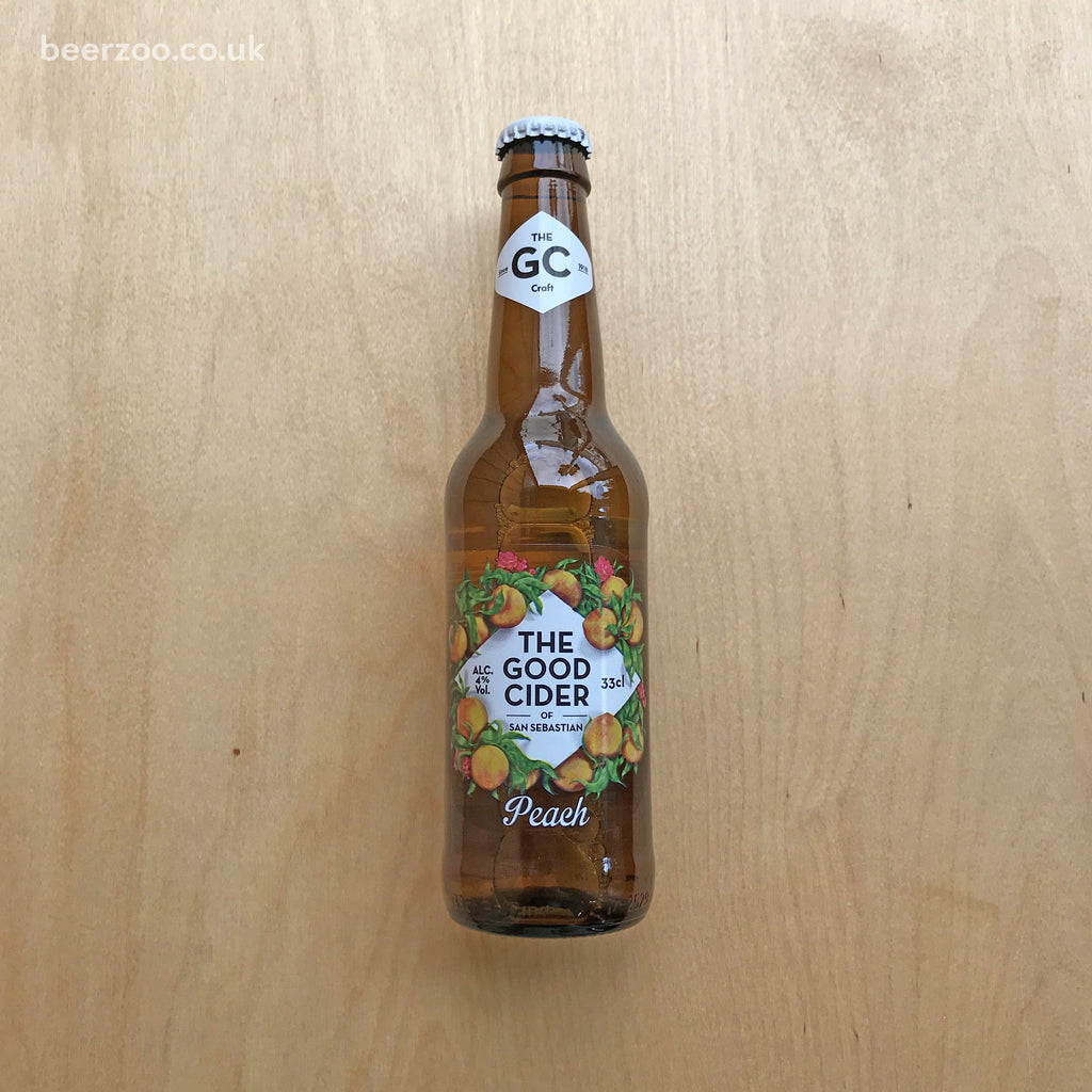 Good Cider Co Peach 4% (330ml)