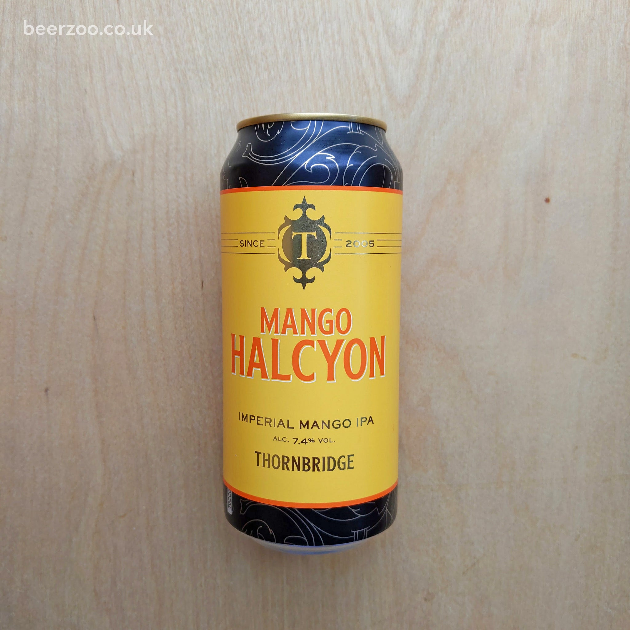 Thornbridge - Mango Halcyon 7.4% (440ml)