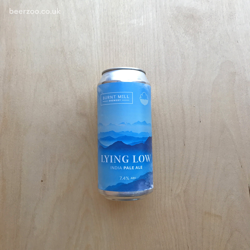 Burnt Mill / Cloudwater - Lying Low 7.4% (440ml)