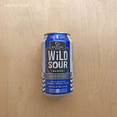 Destihl Wild Sour Series Blueberry Gose 5.2% (355ml)