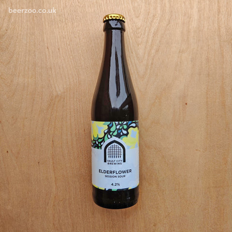 Vault City - Elderflower 4.2% (330ml)