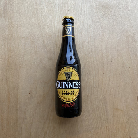 Guinness - Special Export 8% (330ml)