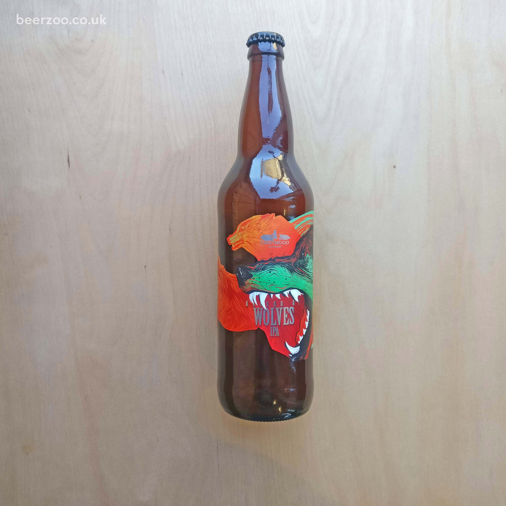 Driftwood - Raised By Wolves 7% (650ml)