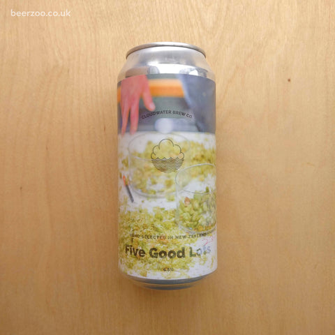 Cloudwater - Five Good Lots 6.5% (440ml)