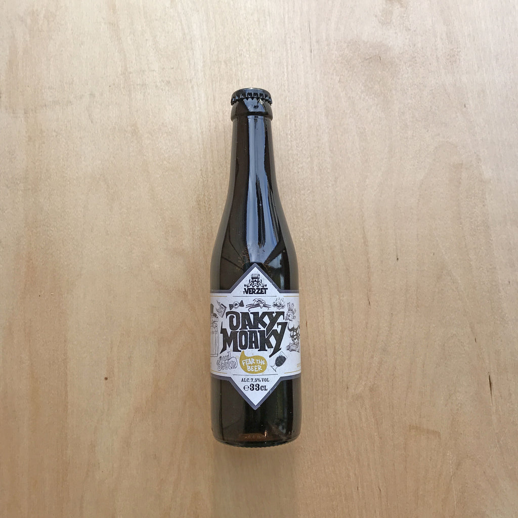 Verzet Oakey Mokey 2017 edition 7.5% (330ml)