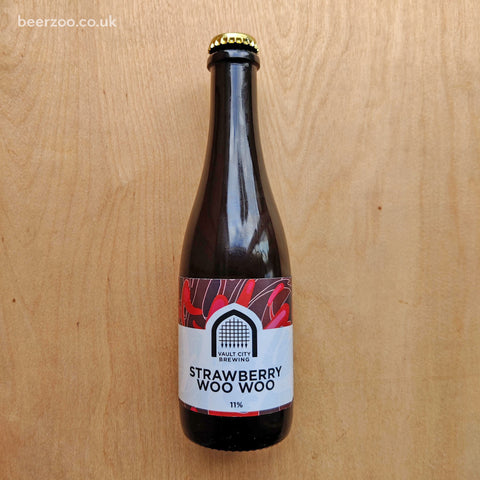 Vault City - Strawberry Woo Woo 11% (375ml)