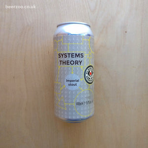 Black Isle / Poppels - Systems Theory 9.2% (440ml)