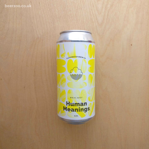 Cloudwater - Human Meanings 8.5% (440ml)
