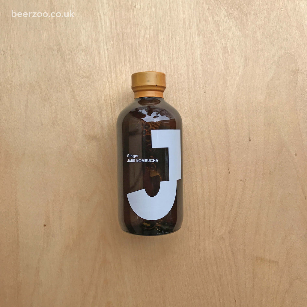 Jarr Kombucha - Original 0% (240ml)