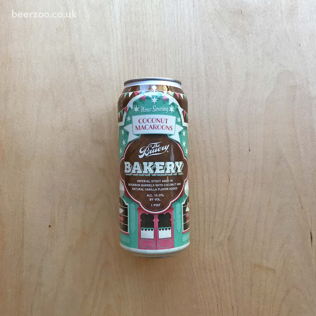 The Bruery - Bakery : Coconut Macaroon 13% (473ml)