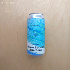 Cloudwater - I Have Become The Boat 7% (440ml)