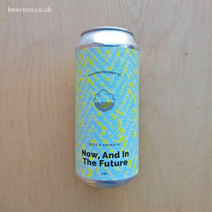 Cloudwater - Now, And In The Future 7.5% (440ml)