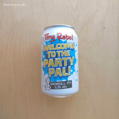 Tiny Rebel - Welcome To The Party Pal 6.3% (330ml)
