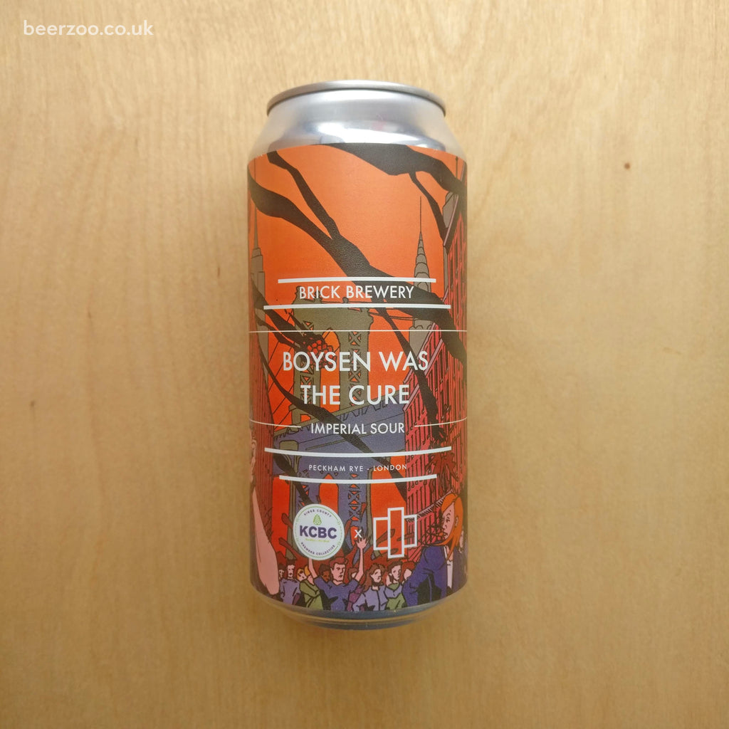 Brick / KCBC - Boysen Was The Cure 7.1% (440ml)