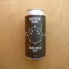 Northern Monk / Old Chimneys / Wander Beyond - Dark & Wild City 2019 7.4% (440ml)