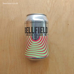 Bellfield - Lawless Village IPA Can 4.5% (330ml)