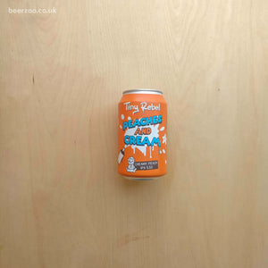 Tiny Rebel - Peaches and Cream 5.5% (330ml)