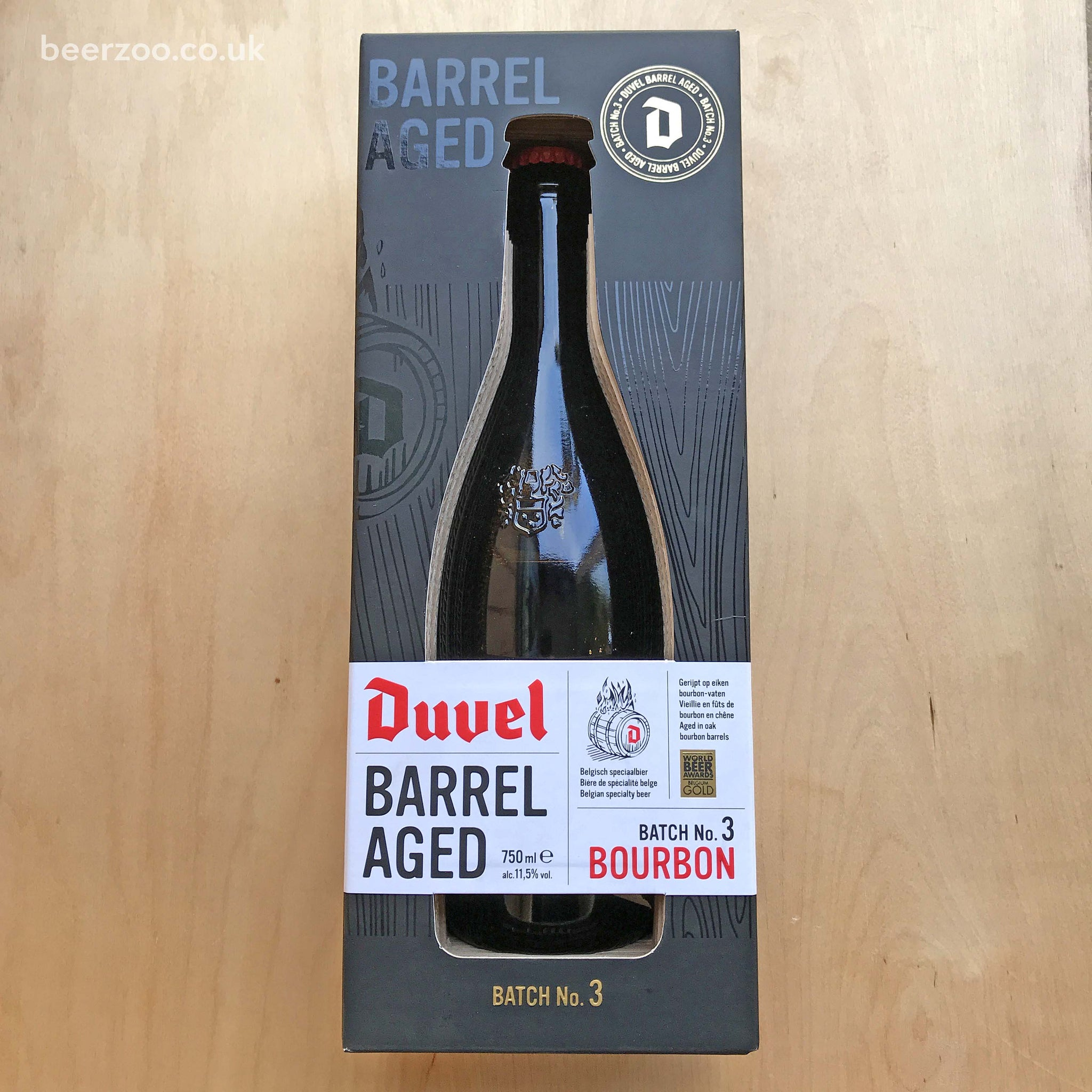 Duvel - BA Bourbon 11.5% (750ml)