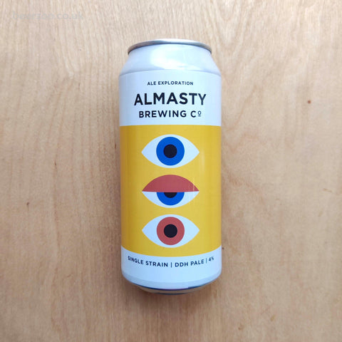 Almasty - Single Strain DDH 4% (440ml)