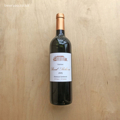 Chateau Rival Bordeaux Superior 2015 14% (750ml)