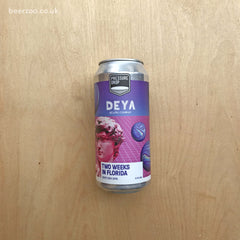 Pressure Drop / DEYA - Two Weeks in Florida 8.5% (440ml)