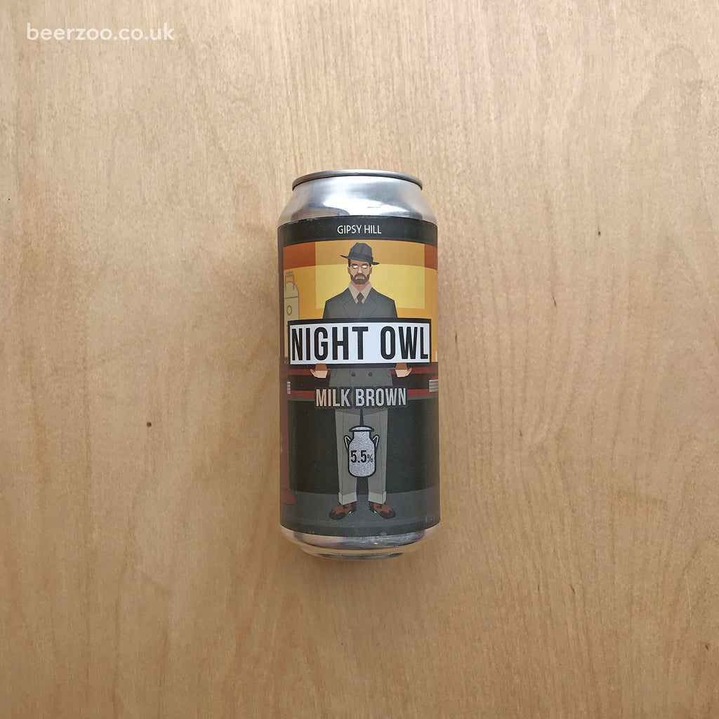 Gipsy Hill Night Owl 5.5% (440ml)
