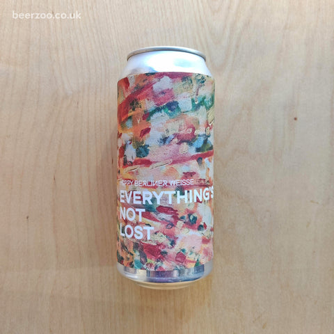 Boundary - Everything's Not Lost 4% (440ml)