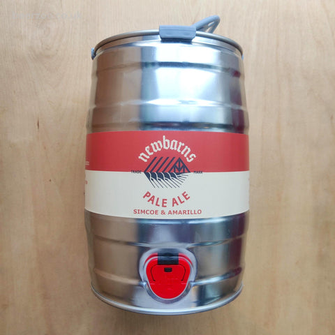 Newbarns Pale Ale Mini Keg (Shipping Paid) 4.5% (5L)