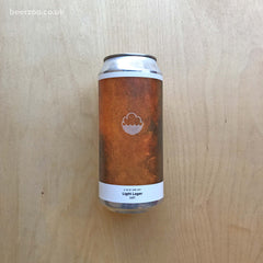 Cloudwater - A/W 18 Light Lager 3.9% (440ml)