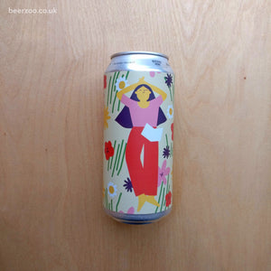Northern Monk / Lucy Ketchin / Wizard Brewing - Patrons Project 15.03 Lady Of The Sunshine 5.7% (440ml)