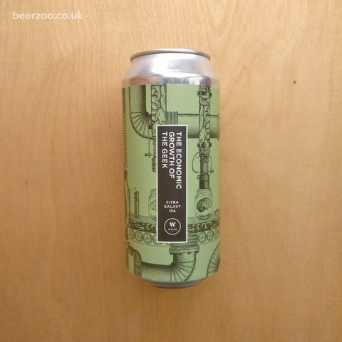 Wylam - The Economic Growth Of The Geek 6.8% (440ml)