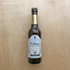 Fitbeer Lager Alcohol Free 0.3% (330ml)